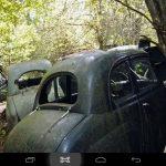 Побег кладбище автомобилей